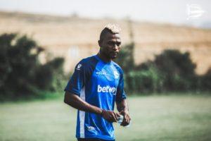 Patrick Twumasi in Turkey to complete Gazişehir Gaziantep loan deal