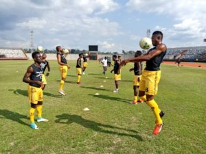 Ashantigold duo McCarthy and Nkrumah return from injury ahead of Akonangui Return Leg