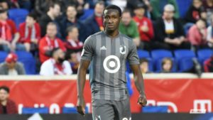 VIDEO: Ghanaian youngster Abu Danladi scores stoppage-time equaliser for Minnesota United in MLS