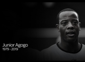 Ghanaian players pay tribute to Ex-Nottingham Forest striker Junior Agogo