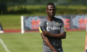 Agyemang Badu hospitalized after being diagnosed with 'blood clot in the lungs'