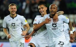 No offer on the table for Andre Ayew - Swansea boss Steve Copper reiterates