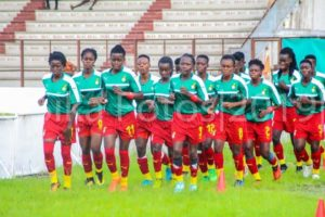 Tokyo 2020 qualifier: Mercy Tagoe confirms finals squad for Gabon clash