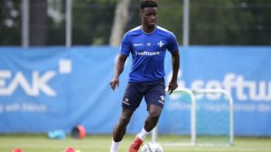 Braydon Manu: Ghanaians debut for SV Darmstadt expected to be delayed following recent injury