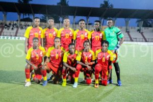 Black Queens thump Togo in friendly