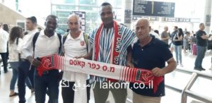 Ghanaian striker Latif Amadu eager to make Al-Wahda debut