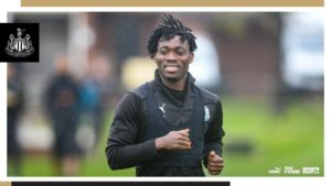 AFCON injury delaying Christian Atsu's season at Newcastle United