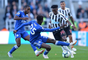 Newcastle supporters are yet to see the best in me- Atsu