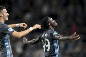 VIDEO: Ghana's Abu Danladi strike's late to earn a vital point for Minnesota United in MLS