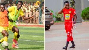 Caf Champions League.: Asante Kotoko midfielders Opoku and Okrah ruled out of Kano Pillars clash
