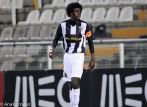 Ghanaian prodigy Edward Sarpong reveals desire to play for Portuguese giants Benfica