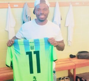 Ghana attacker Benjamin Eli Agbeko completes move to Portuguese lower side AR São Martinho on two-year deal