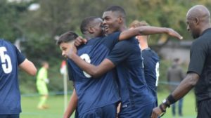 Ghana's Emile Acquah bags brace to help Southend United U23s beat Fleetwood Town U23s