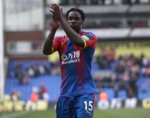 Ghana midfielder Jeffrey Schlupp backs Crystal Palace to focus on Manchester United clash