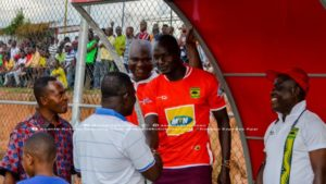 Kotoko new signing George Abege reveals he is yet to settle into team