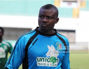 Goalkeeper George Owu implores Kotoko and Ashgold to win first leg matches in Africa