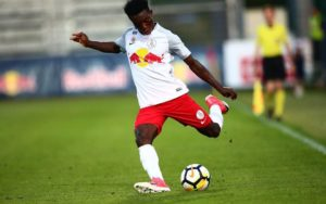 EXCLUSIVE: Red Bull Salzburg rubbishes Gideon Mensah's reported move to Barcelona