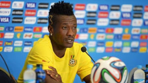 'I'm still available to play for the national team' – Asamoah Gyan debunks retirement