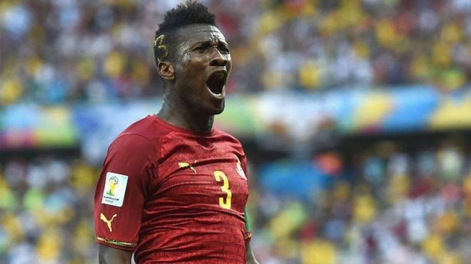 Asamoah Gyan speeds up training to be fully fit for ISL opener