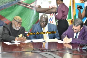 Hearts of Oak Pobiman project will solely be financed by the Club.