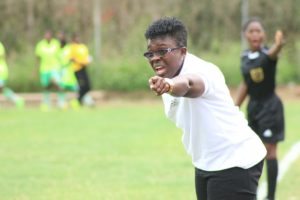 Madam Mercy Tagoe laments over lack of competitive female games in Ghana