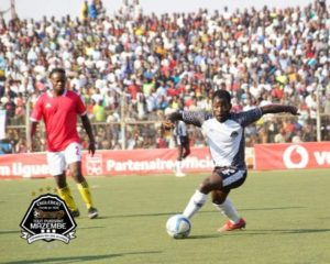 Torric Jabrin sparkles with a debut goal for TP Mazembe