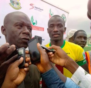My team will attack Kotoko on Sunday – Kano Pillars coach Musa Ibrahim