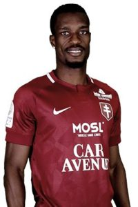 John Boye left on bench as Metz draw 1-1 with Strasbourg in French Ligue 1 opener