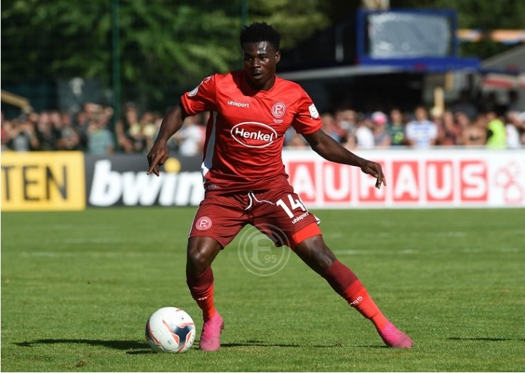 Fortuna Düsseldorf set to sign Ghanaian prodigy Kelvin Ofori