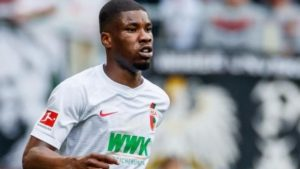 Kevin Danso: Southampton sign Ghanaian defender on loan from Augsburg