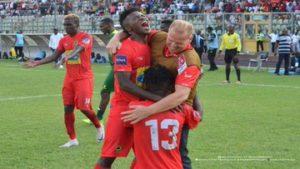 Kotoko coach Kjetil Zachariassen hails Performance Of players in 2-0 win over Kano Pillars