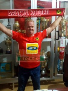 CAF CL: Our goal is to beat Kano Pillars at Baba Yara - Kjetil Zachariassen
