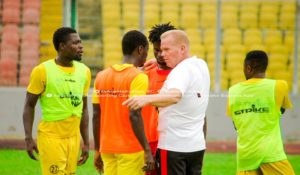 Kjetil Zachariassen insists absence of Yacouba and Safiu ahead of Kano Pillars clash won't be a problem
