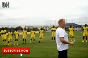 CAF CL: Kjetil Zachariassen calls on Kotoko supporters to fill Baba Yara when they host Kano Pillars