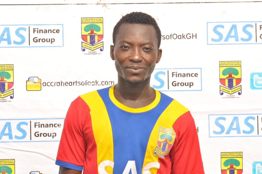 I will play for Kotoko if they pay me Gh¢3,000 as monthly salary - Kofi Abanga