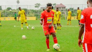 REVEALED: Kotoko to train at Asamoah Gyan sports complex ahead of Kano Pillars match