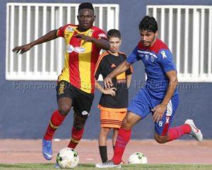 Midfield kingpin Kwame Bonsu shows class as Esperance beat Saudi side Abha in preseason friendly