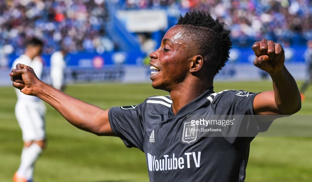 Latif Blessing hints on nationality switch if he does earn Black Stars call up