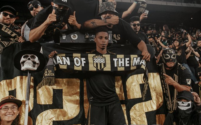 Ghanaian winger Latif Blessing lose 2019 LAFC Attacker of the Year Award to Carlos Vela