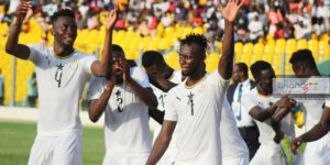MATCH REPORT: Black Meteors tame Hearts 1-0 in friendly ahead of Algeria clash