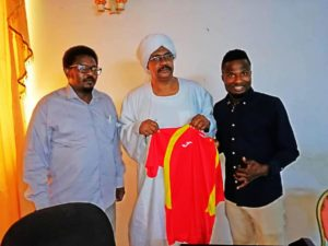 EXCLUSIVE: Ghana striker Michael Kporvi signs for Sudanese giants Al Merreikh