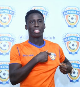 EXCLUSIVE: New Al-Fayha FC boy Samuel Owusu to earn a staggering US$600,000 as annual salary