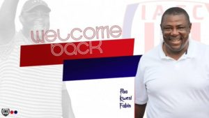 Paa Kwesi Fabian set sight on successful second stint with Inter Allies