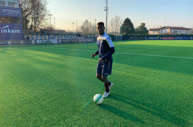 Ghanaian youngster Philip Yeboah dreams of Man City move, reveals Ronaldo inspiration