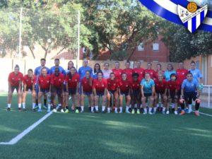 Striker Priscilla Adubea begins training with Sporting Club De Huelva