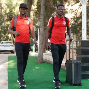 Patrick Twumasi travels with Gaziantep's squad to face Fenerbahçe in Super Lig opener