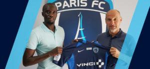 Paris FC complete signing of Ghanaian midfielder Rabiu Mohammed