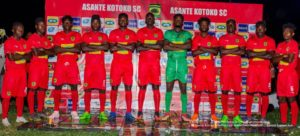 PICTURES: Colourful scenes as Kotoko unveil new Strike kits