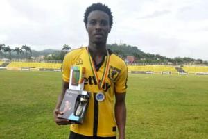 SuperSport United confirm they won't sign Ashantigold striker Safiu Mumuni
