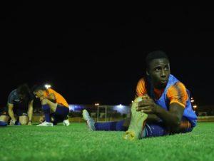 Ghana international Samuel Owusu to mark Al-Fayha FC debut against Al Faisaly